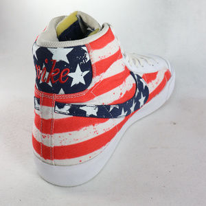 2e767394a941eb Nike Shoes - Clean Nike Blazer Mid  77 Premium Independence Day